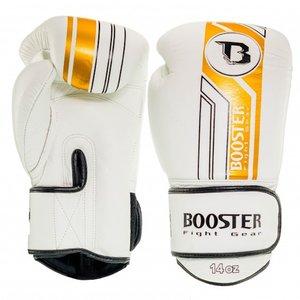 Booster Booster Boxing Gloves BGL V9 Pro Range White Gold