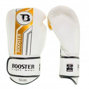 Booster Booster Pro Range Bokshandschoenen BGL V9 Wit Goud
