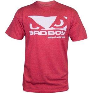 Bad Boy Bad Boy Eyes of a Champion T Shirts Red