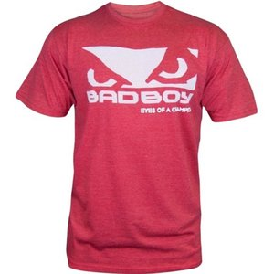 Bad Boy Bad Boy Eyes of a Champion T-Shirts Rot