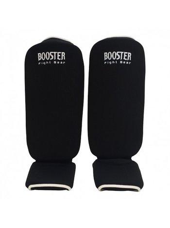 Booster Booster Kinder Kickboks Scheenbeschermer AMSG 1 Zwart