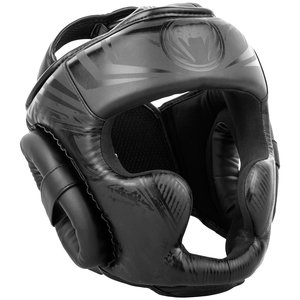 Venum Venum Gladiator Headgear Black Black