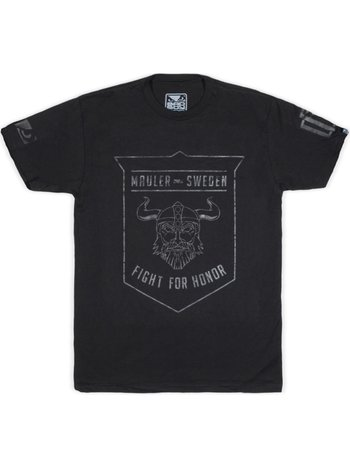 Bad Boy Bad Boy UFC Fight For Honor T Shirts Zwart