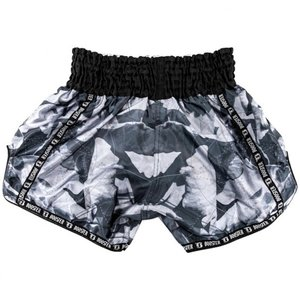Booster Booster Muay ThaiShorts TBT GEO 4Black Grey