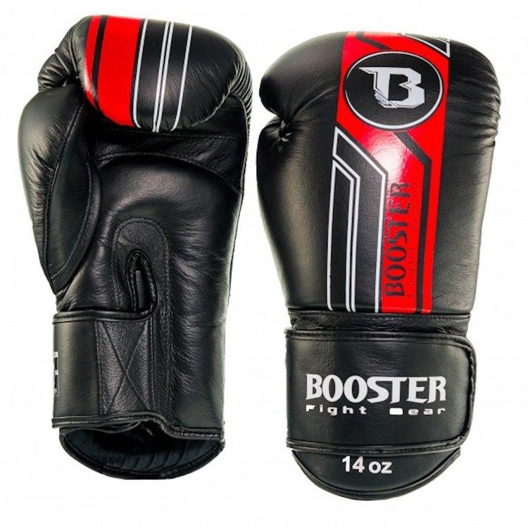 Booster Booster Boxing Gloves BGL V9 Pro Range Black Red