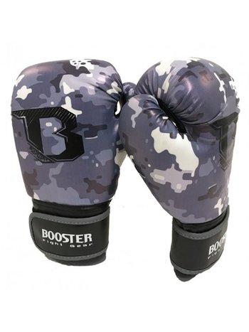Booster Booster Boxhandschuhe BG Kinder Camo Grau