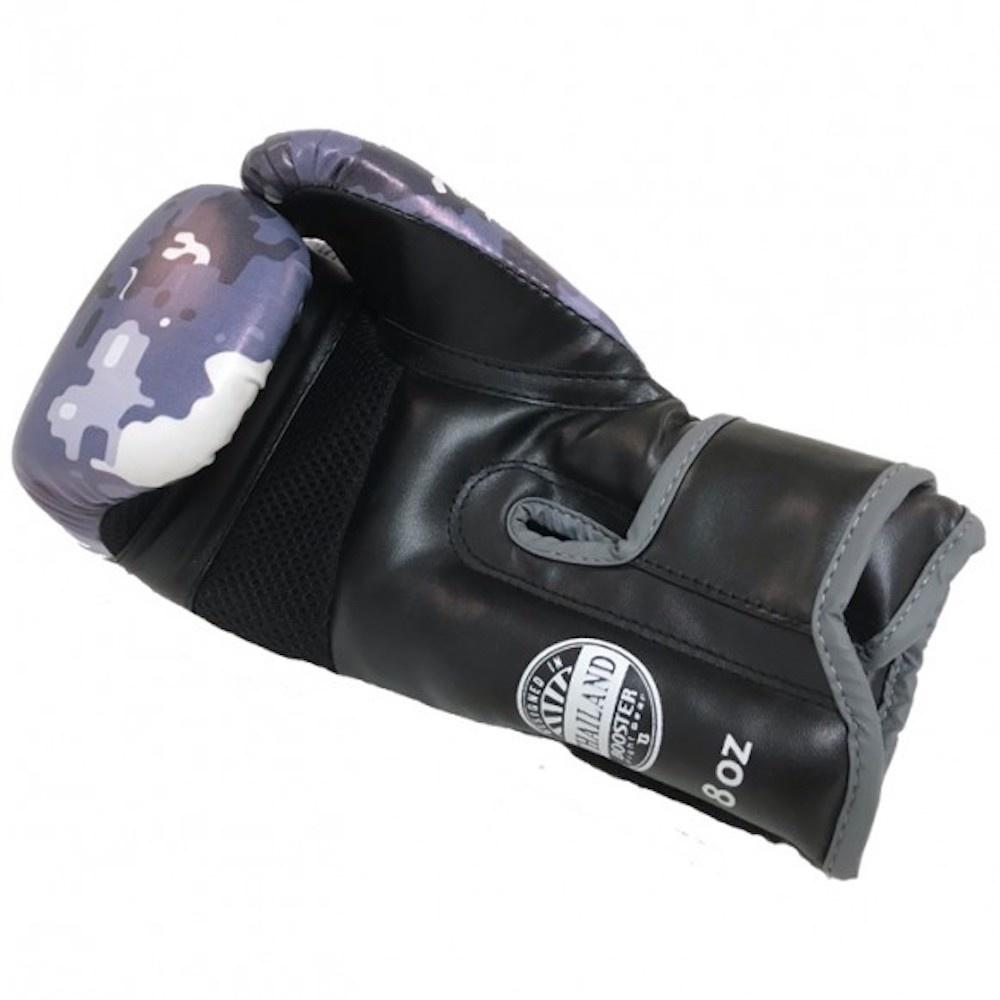 camo-grau Kinder Booster Kopfschutz