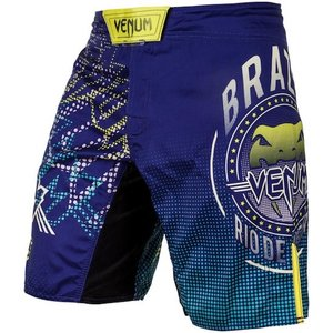 Venum Venum Carioca 4.0 MMA BJJ Grappling Shorts Blau von Venum