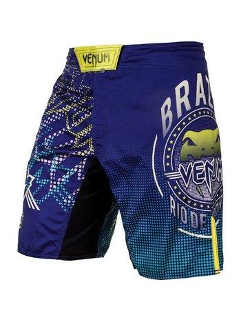 Venum Venum Carioca 4.0 MMA BJJ Grappling Shorts Blue van Venum
