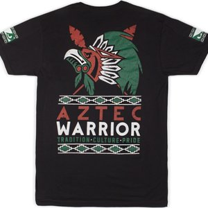 Bad Boy Bad Boy Aztec Warrior T Shirt Black Martial Arts Clothing