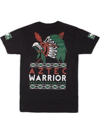 Bad Boy Bad Boy Aztec Warrior T-shirt Zwart Vechtsportkleding