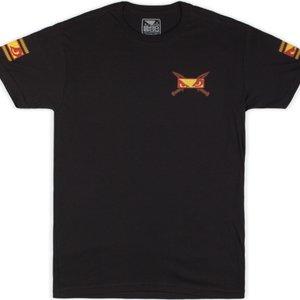Bad Boy Bad Boy Trojan Warrior T Shirt Black