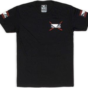 Bad Boy Bad Boy Samurai Warrior T Shirt Black