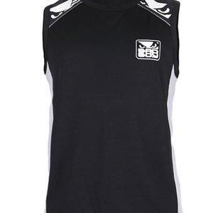 Bad Boy Bad Boy Jersey Tanktop All Sports Force Zwart Grijs
