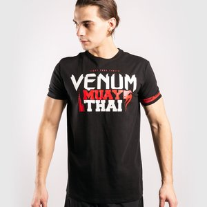 Venum Venum MUAY THAI Classic 2.0 T-Shirt Black Red