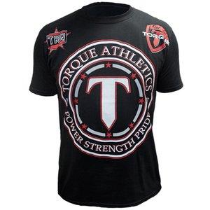 Torque Torque TRQ Walkout T-Shirts Schwarz