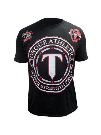 Torque Torque TRQ Walkout T shirts Zwart