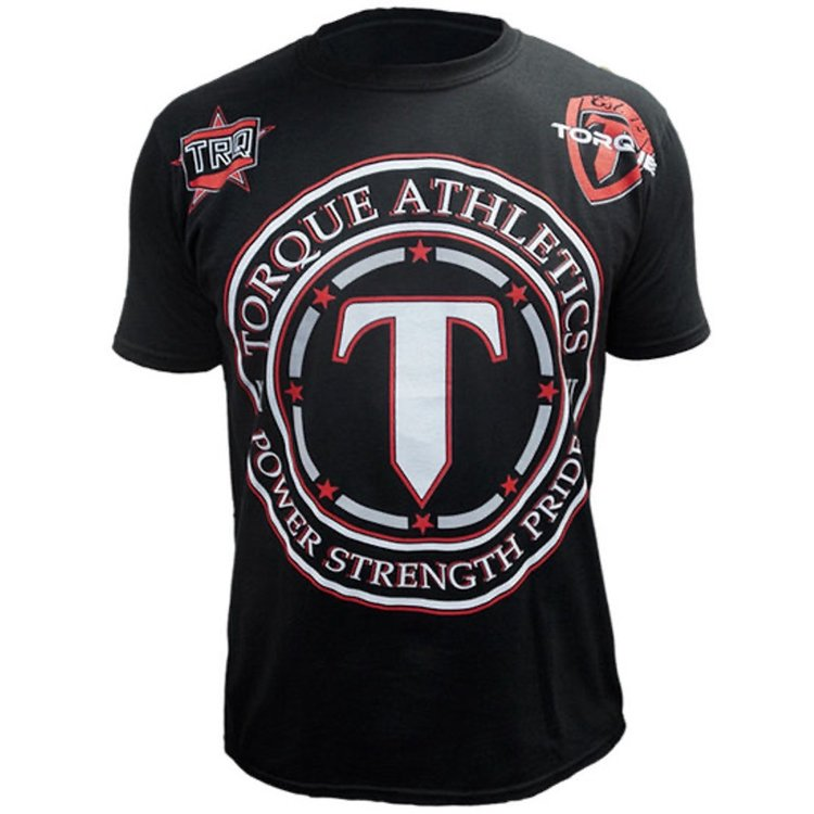 Torque Torque TRQ Walkout T shirts Black
