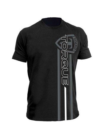 Torque Torque Velocity Boxing T-Shirts Schwarz Grau