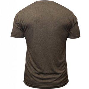 Torque Torque AthleticsDiscover Your ForceT Shirt Brown