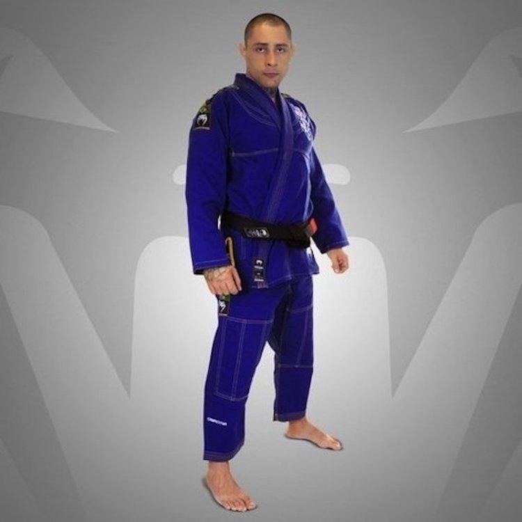 Venum VenumBJJ GI Kimono Competitor Single Weave Blue