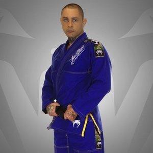 Venum Venum BJJ GI Kimono Competitor Single Weave Blau