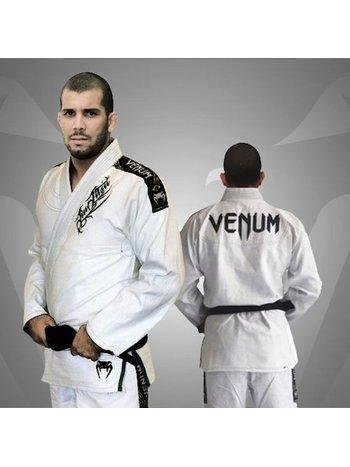 Venum VenumBJJ GI Kimono Competitor Single Weave White