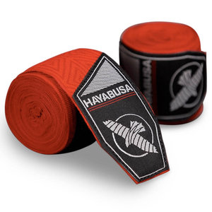 Hayabusa Hayabusa Boxing Hand Wraps Perfect Stretch Tribal Red