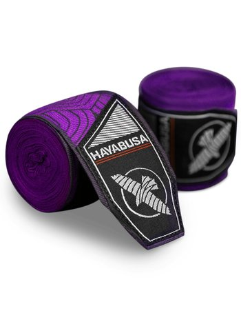 Hayabusa Hayabusa Boksbandages Perfect Stretch Hand Wraps Purple Lotus