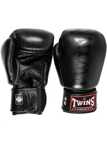 Twins Special Twins Kickboxen Boxhandschuhe BGVL 8 Core Schwarz