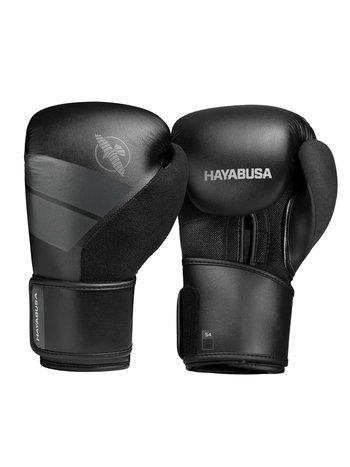 Hayabusa Hayabusa Boxing Gloves Set S4 Boxing incl Hand Wraps Black