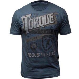 Torque Torque AthleticsLiberatorT-Shirt Blauw