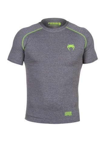 Venum Venum Contender 3.0 Compression T Shirts S/S Grijs
