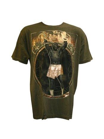 The Ring The Ring Smokin Joe Premium Silikon gewaschenes T-Shirt