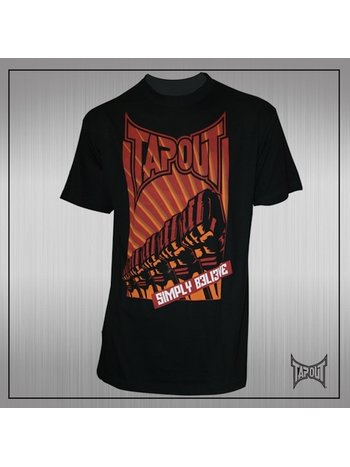 TapouT TapouT Of the People T-Shirt MMA Kleding