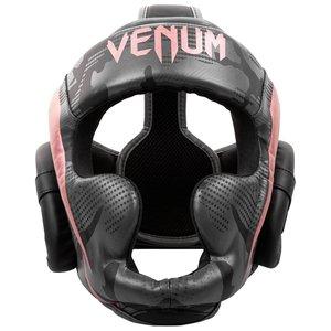 Venum Venum Elite Bokshelm Hoofdbeschermer Zwart Roze Goud