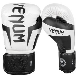 Venum Venum Elite Boxing Gloves Camo White Black