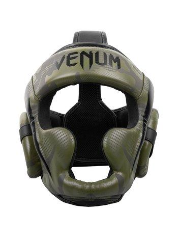 Venum Venum Elite Boxhelm Kopfschütz Khaki Camo