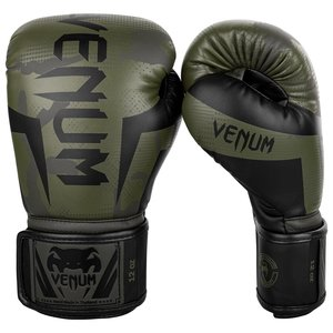 Venum Venum Elite (Kick)Boxing Gloves Khaki Camo