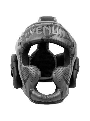 Venum Venum Elite Boxing Helmet Headgear Black Dark Camo
