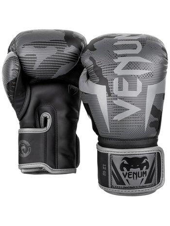 Venum Venum Elite (Kick)Boxing Gloves Black Dark Camo