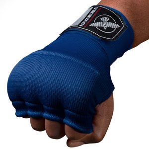 Hayabusa Hayabusa Quick Gel Hand Wraps Blue