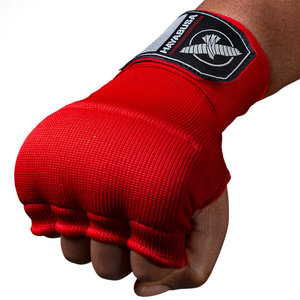 Hayabusa Hayabusa Quick Gel Boxing Hand Wraps Red