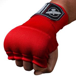Hayabusa Hayabusa Quick Gel Handwraps Boksbandages Rood