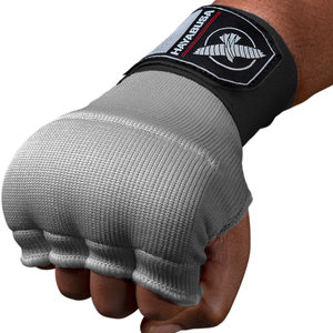Hayabusa Hayabusa Quick Gel Boxing Hand Wraps Grey