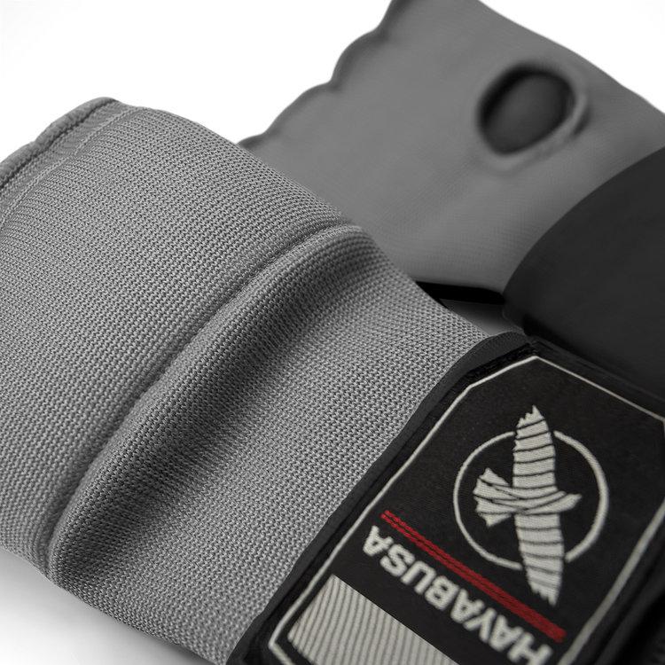 Hayabusa Hayabusa Quick Gel Boxing Hand Wraps Grey