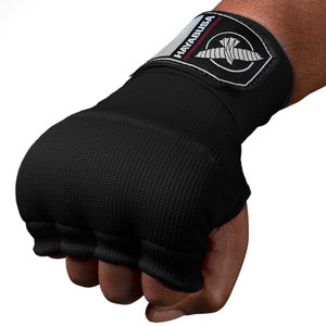 Hayabusa Hayabusa Quick Gel Boxing Hand Wraps Black