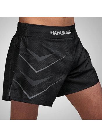Hayabusa Hayabusa Arrow Kickboxen Kampfsport Sport Shorts Schwarz