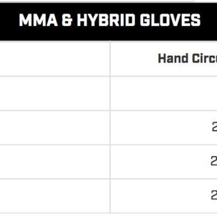 Hayabusa Hayabusa Kanpeki T3 LX Hybrid Sparring MMA Gloves 7 OZ Italiaans Leer