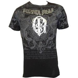Silver Star Silver Star GSP Folien T-Shirt UFC 94 Schwarz